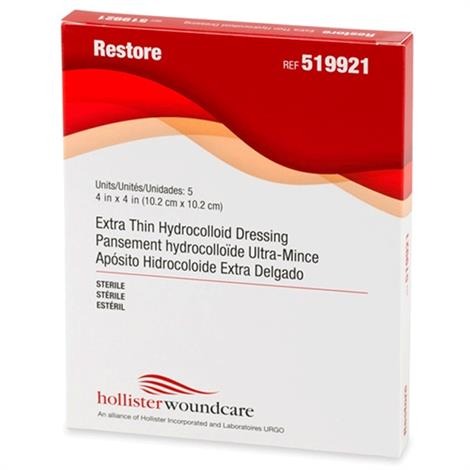 Buy Hollister Restore Extra Thin Hydrocolloid Dressing