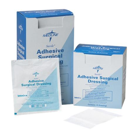 Medline Adhesive Surgical Dressing