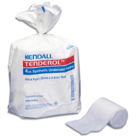 Covidien Kendall Tenderol Synthetic Undercast Padding
