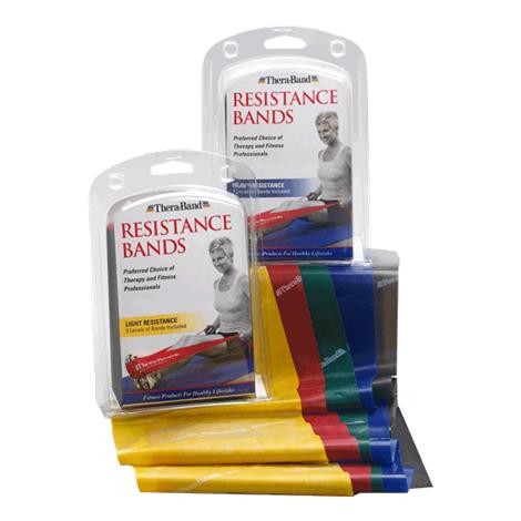 Thera-Band Professional Resistance Bands and Tubing