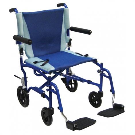 Buy Drive TranSport 19 Inches Aluminum Transport Chair