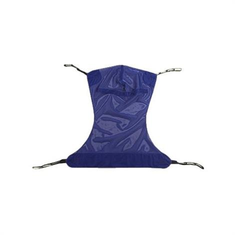 Invacare Full Body Mesh Sling Without Commode Opening