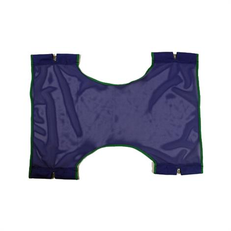 Invacare Polyester Mesh Sling Without Commode Opening
