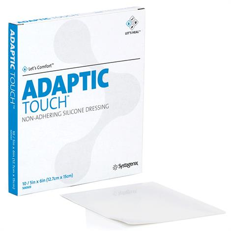 Systagenix ADAPTIC TOUCH Non Adhering Silicone Dressing