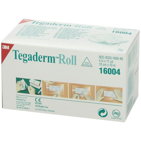 3M Tegaderm Transparent Film Roll Dressing