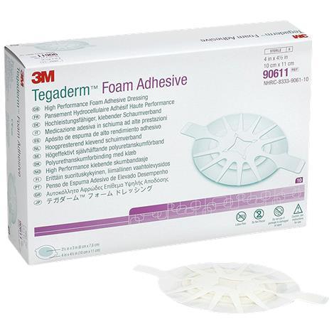 3M Tegaderm High Performance Foam Adhesive Dressing