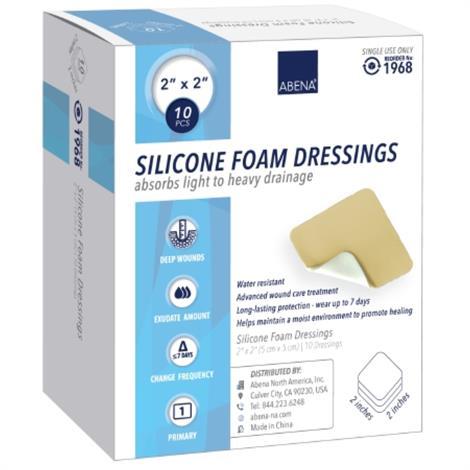 Buy Abena Silicone Foam Dressing