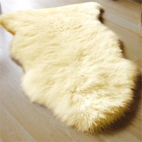 Irish Medical Sheepskin Rug - Size 110cm+
