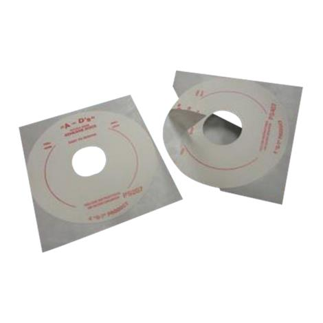 Torbot Double Sided Adhesive Disc With 1 Inch Opening