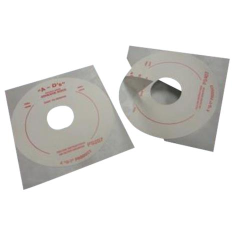 Torbot Double Sided Adhesive Disc With 1-1/2 Inches Opening