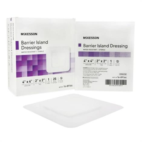 Buy McKesson Composite Barrier Sterile Island Dressing
