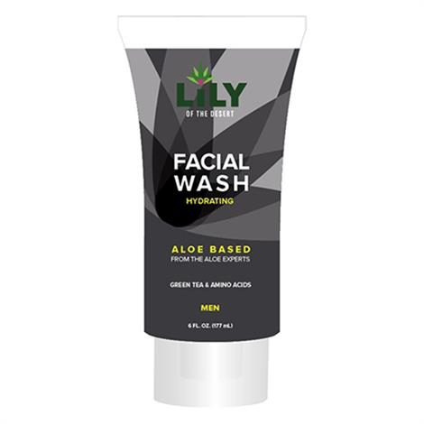 Lily Of The Desert Mens Facial Wash