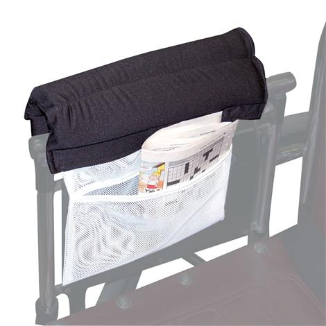 Buy Skil-Care Wheelchair Padded Armrests With Storage Pouch