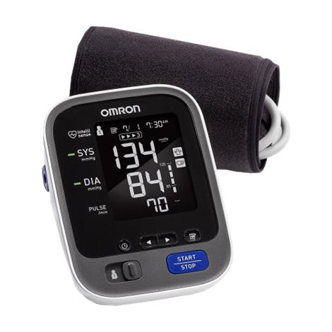 Omron Ten Series Wireless Upper Arm Blood Pressure Monitor With Bluetooth