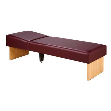 Clinton Panel Leg Recovery Couch