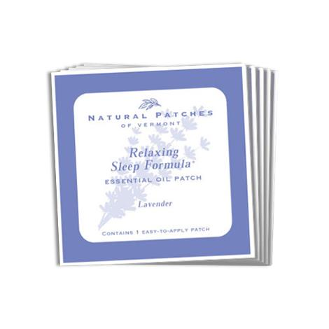 Natural Patches Of Vermont Sleep Formula Essential Oil Patch