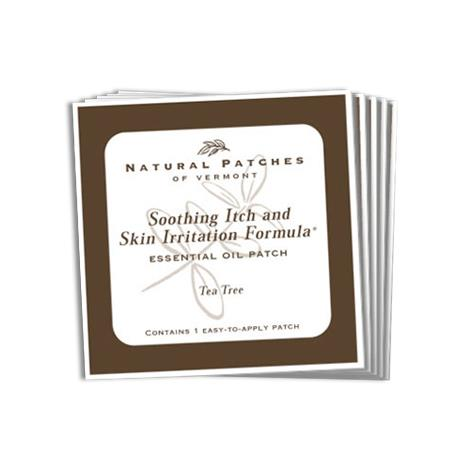 Natural Patches Of Vermont Itch And Skincare Formula Essential Oil Patch
