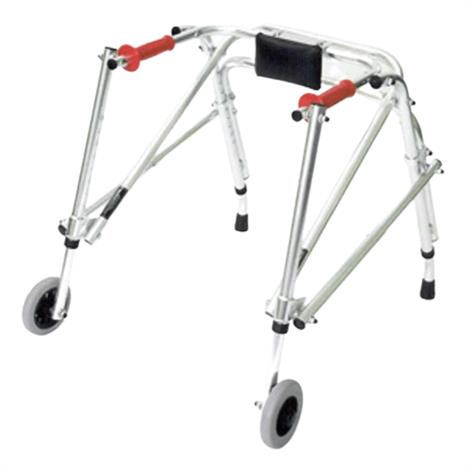 Buy Kaye Wide Posture Control Two Wheel Walker For Youth