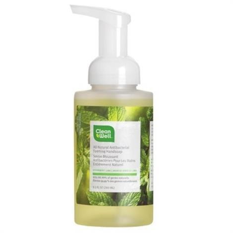 Cleanwell Spearmint Foam Hand Wash