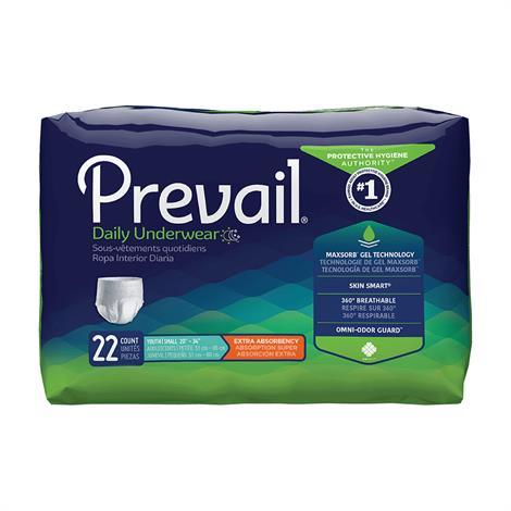 Prevail Protective Underwear - Extra Absorbency - Value Pack