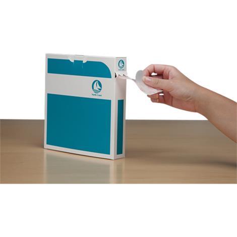 SplinTabs Extra Sticky Nylon Adhesive Backed Tabs With Velcro® Hook