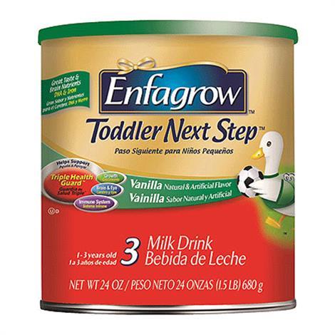 Enfagrow Toddler Next Step Vanilla Milk Drink