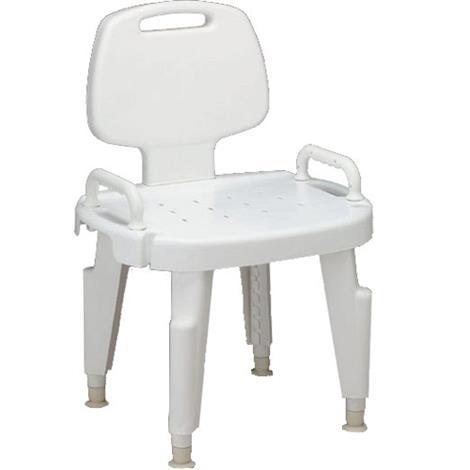 Buy Medline Composite Bath Bench With Back