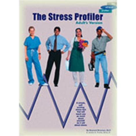 Stress Stop The Stress Profiler Workbook
