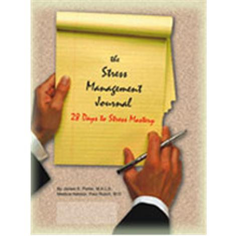 Stress Stop The Stress Management Journal Workbook