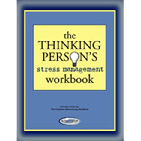 Buy Stress Stop The Thinking Persons Stress Management Workbook