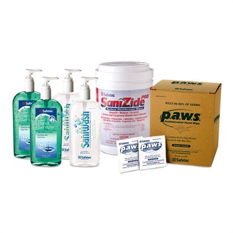 Safetec Facility Hygiene Pack