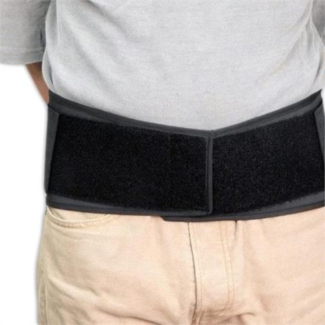 AT Surgical Naugahyde 7-Inch Tall Back Brace