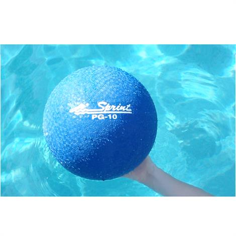 Sprint Aquatics 16 Inch Rubber Exercise Ball
