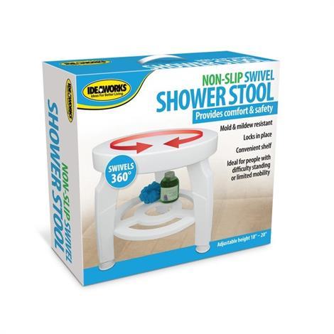 Buy Jobar Swivel Shower Stool