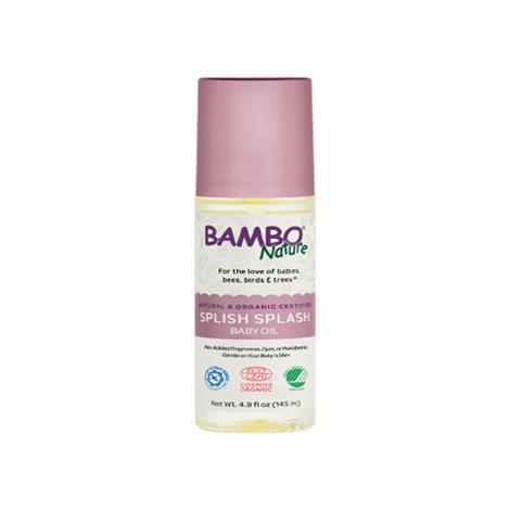 Buy Abena Bambo Nature Splish Splash Baby Oil