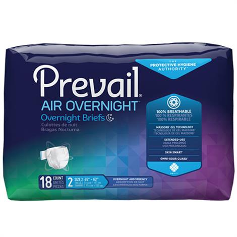 Buy Prevail Air Overnight Stretchable Briefs - Ultimate Absorbency