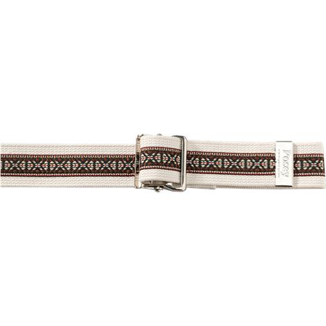 Posey Embroidered Southwest Theme Gait Transfer Belt