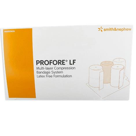 Smith & Nephew Profore LF Multi-Layer Compression Bandaging System