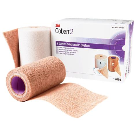 3M Coban Two Layer Compression System