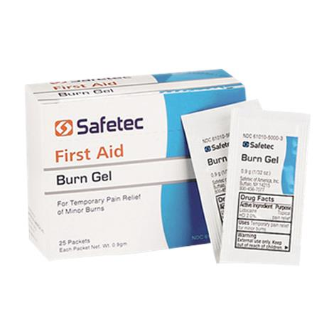 Safetec First Aid And Burn Cream