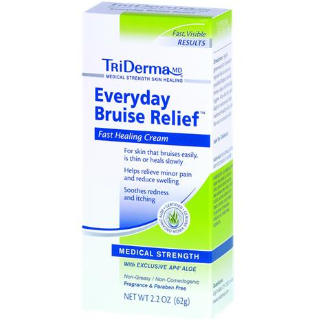 TriDerma Everyday Bruise Relief Cream
