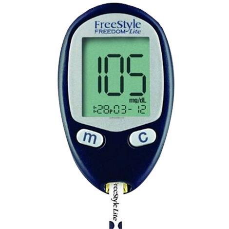 Abbott FreeStyle Freedom Lite Blood Glucose Monitoring System