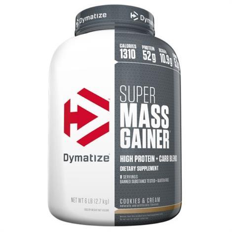 Dymatize Super Mass Gainer Dietary Supplement