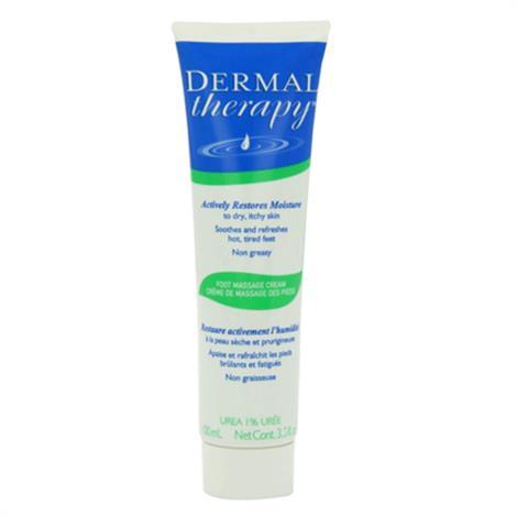 Bayer Dermal Therapy Foot Massage Cream