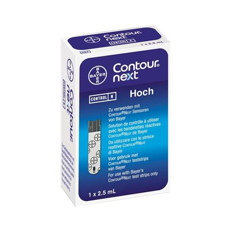 Bayer Contour Next Control Solution