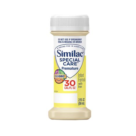 Abbott Similac Special Care 30 Premature Infant Formula With Iron
