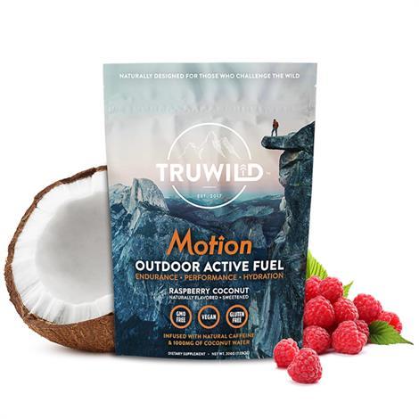 Buy Truwild Motion Pre Workout Powder Drink