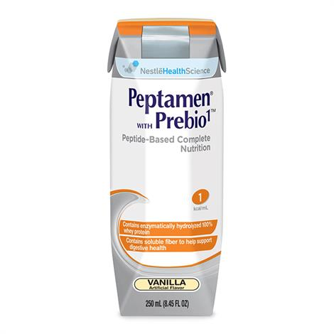 Nestle Peptamen Junior With PREBIO1 Complete Peptide-Based Nutrition for Children