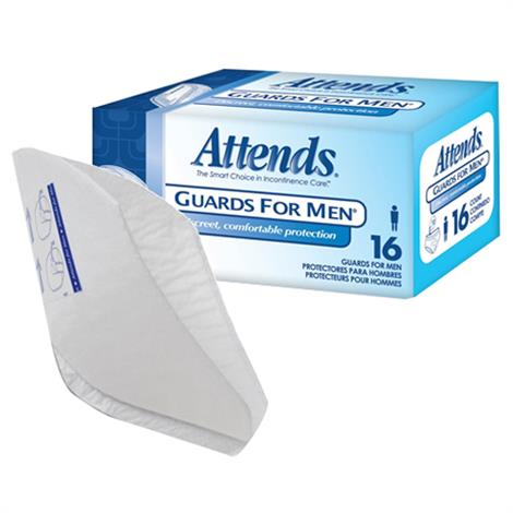 Attends Guards for Men - Light Absorbency