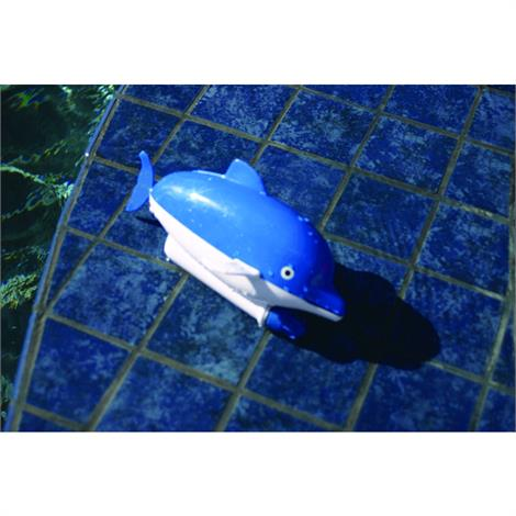 Sprint Aquatics Blue Spouting Dolphin